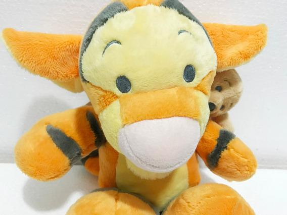Pelúcia Tigrão Baby Pooh Disney Parks Exclusive