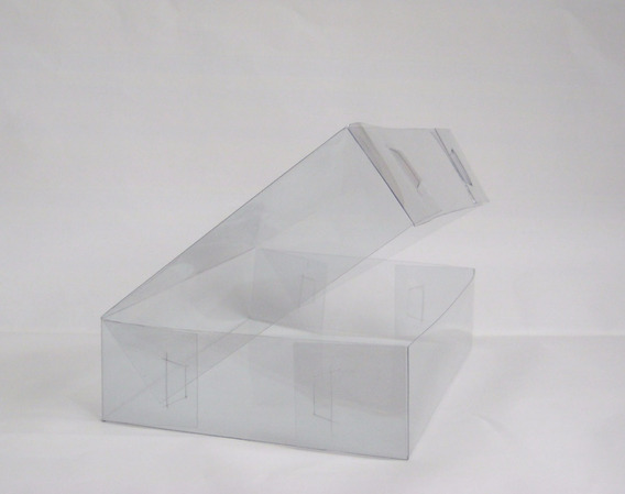 Cajas Transparentes A La Medida Acetato Pvc Mica