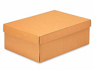 25 Cajas Kraft De Cartoncillo Para Botas De Hombre O Mujer