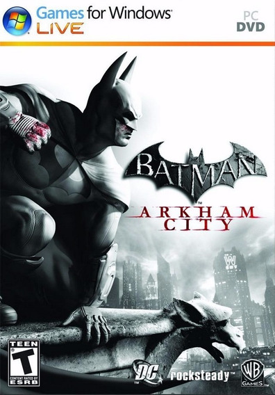Game Batman Arkham City Para Pc