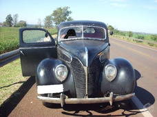 Ford Club Buseness 1939