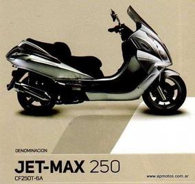 Keller Jetmax 250 0km