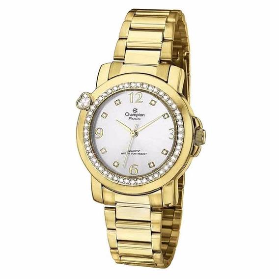 Relógio Champion Feminino Passion Ch24535h Frete Gratis