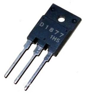 2sd1877 Transistor Importado - Pacote Com 4