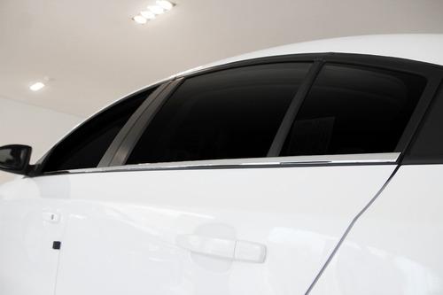 Molduras Cromadas Chevrolet Cruze  Borde Ventana