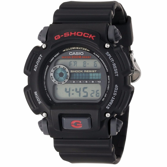 Relógio Masculino Casio G-shock Dw-9052-1vdr - Nota Fiscal