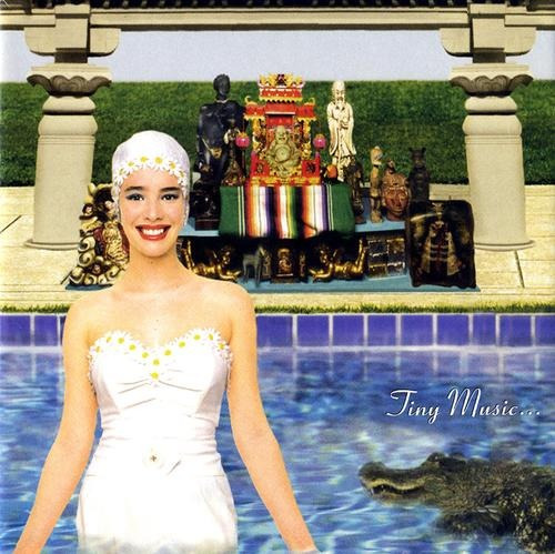 Tiny Music... Stone Temple Pilots Cd Importado