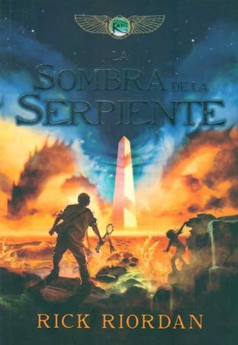 Sombra De La Serpiente / Riordan (envíos)