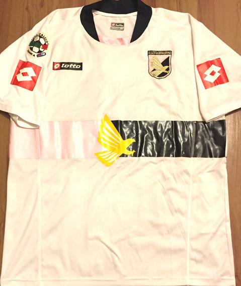 Camisa Palermo 2006-07 Caracciolo Lega Calcio Rara
