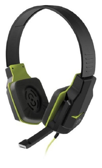 Fone Headset Gamer Verde Ph146 Multilaser