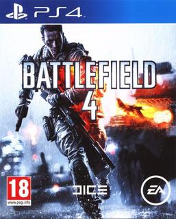 Battlefield 4 Ps4 Nuevo Y Fisico