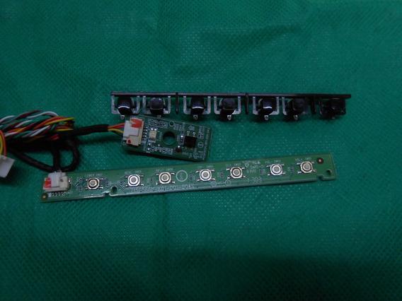 Teclado De Funcoes E Sensor Le39d330