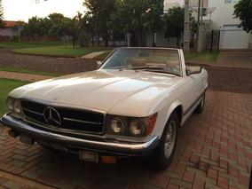 Mercedes Benz 1978 450 Sl Automatica V8