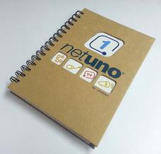 Cuadernos Ecologicos Corporativos Agendas Personalizadas