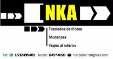 Fletes Minifletes Mudanzas Transporte De Motos Mascotas