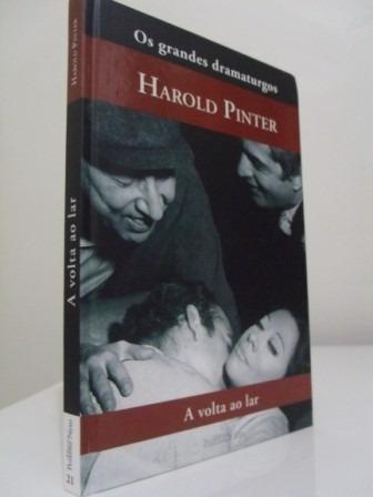 Livro - A Volta Ao Lar - Harold Pinter - Teatro, Seminovo!