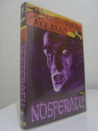 Dvd - Nosferatu (1922) - F. W. Murnau - Original