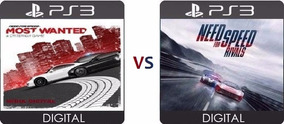 Need For Speed Rivals + Most Games Psn Ps3 - Loja Oficial
