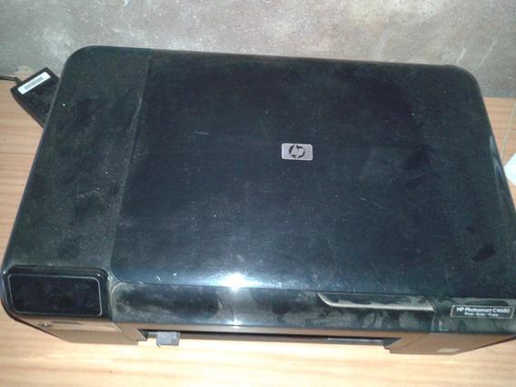 Impressora Multifuncional Scanner