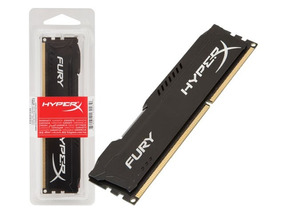 Memoria Desktop Gamer Ddr3 Hyperx Hx318c10fb/4 Fury 4gb 1866