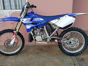 Yamaha Yz250 2014 Empadronada Permuto