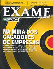 Revista Exame - Novembro/2007