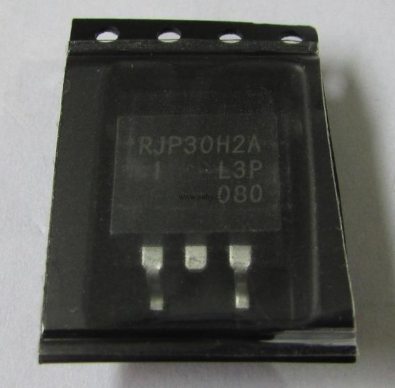 Kit 3x Rjp30h2a - Rjp30h2 - To263 - Novo E Original