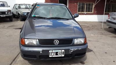 Volkswagen Polo Disel Full Muy Buen Estado,permuto Y Financi