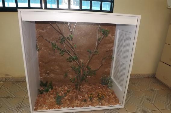 Terrário Para Iguanas, Camaleâo, Répteis