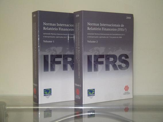 Ifrs - Normas Internacionais De Relatório Financeiro - 2008