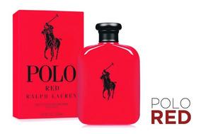 Perfume Polo Red Ralph Lauren Masculino Edt 125ml