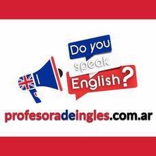 Clases De Ingles, Apoyo Escolar, Primaria, Secundaria