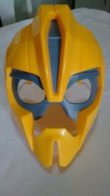 Máscara Bumblebee Infantil