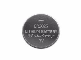 Bateria Lithium Cr2025 3v Usada
