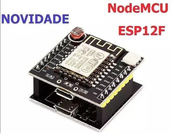 Mini Kit De Desenvolvimento Esp8266 Nodemcu Esp12f 4mb