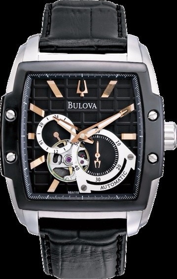 Relógio Bulova 98a118 21 Automatico 21 Jewels Importado