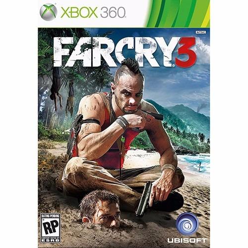Far Cry 3 (xbox 360) - Perfeito Estado