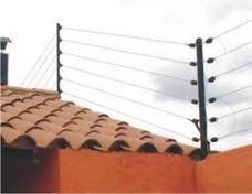 Cerca Electrica Seguridad Perimetral, Alarma, Camaras