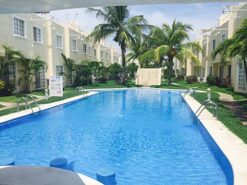 Imagen 1 de 14 de Casa En Renta En Acapulco Diamante. Puente Del Mar. La Isla