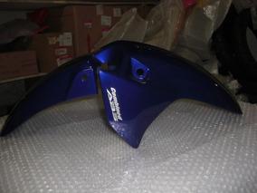 Para Lama Dianteiro Cb 300 Abs Azul Metálica Original Honda