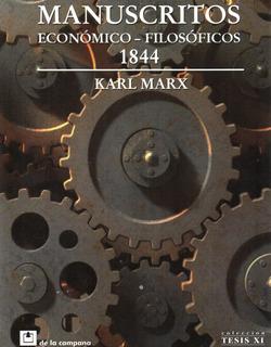Manuscritos Económico Filosóficos 1844 Marx (dlc)