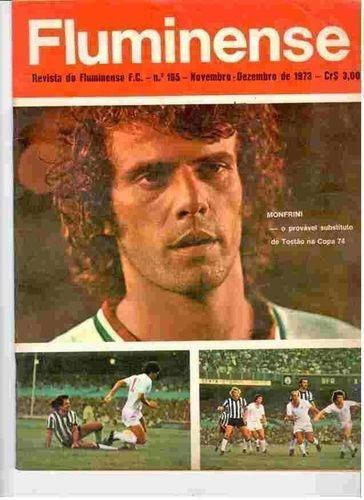 Livro Revista Do Fluminense Fc Nº 165 Fluminense Fc