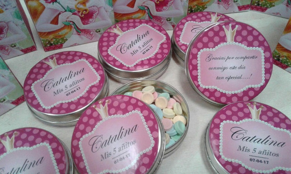 Candy Bar, Latas Personalizadas, Bolsitas Golosineras. Z O
