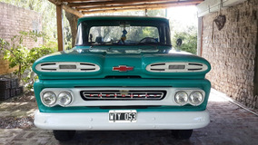 Camioneta Chevrolet C 10 1964