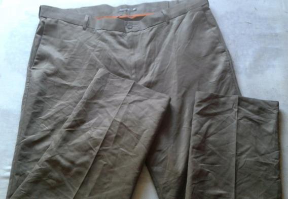 Pantalon Dockers 42x30 Largo 112 Cm Ancho 55 Cad,62 Maron