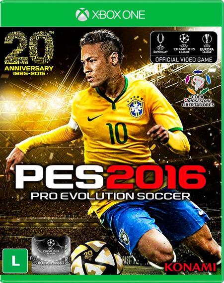 Pes 2016 - Pro Evolution Soccer 2016 - Xbox One - S. G.