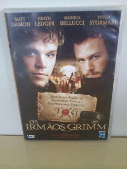 Os Irmãos Grimm (em Dvd)
