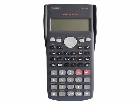 Calculadora Cientifica Casio Fx-82ms 240 Funciones Tienda