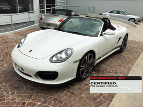 Porsche Boxster Spyder - Porsche Nordenwagen