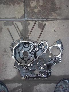 Carcaza Lado Izquierdo Motor Moto Honda Shadow 500 Y Nv 400